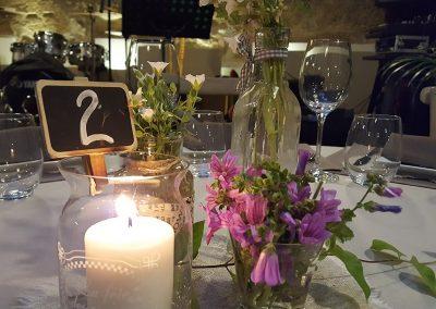 Eventos personalizados Restaurante el Reloj