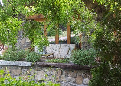 Terraza salón Casa Bonita