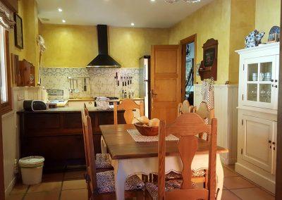Cocina Casa Bonita